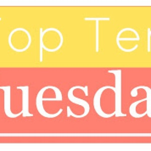 Top Ten Tuesday(3): Top Ten Favorite Book Covers of Books That I've Read