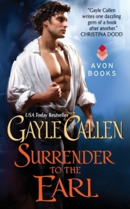 ARC Book Review-Surrender To The Earl