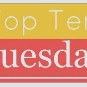 Top Ten Tuesday (17) Top Ten New-To-Me Authors I Read In 2013