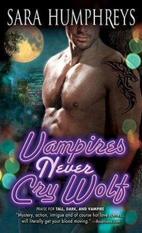 Vampires Never Cry Wolf