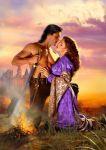 Jon PAUL  - Cover Art for Romance by Catherine La Rose (12)